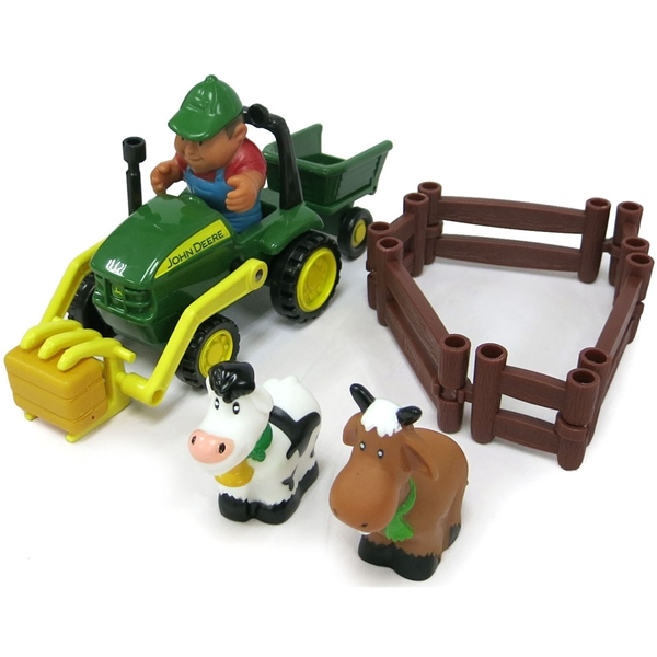 Tomy Load-up Playset - John Deere