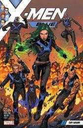 X-men Blue Vol. 4: Cry Havok - Cullen Bunn R.B. Silva