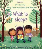 Lift-the-flap Very First Questions and Answers What is Sleep? - Katie Daynes Katie Daynes Marta Alvarez Miguens