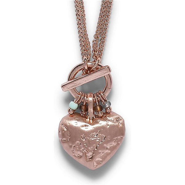 Mya Rose Gold Necklace - Pilgrim