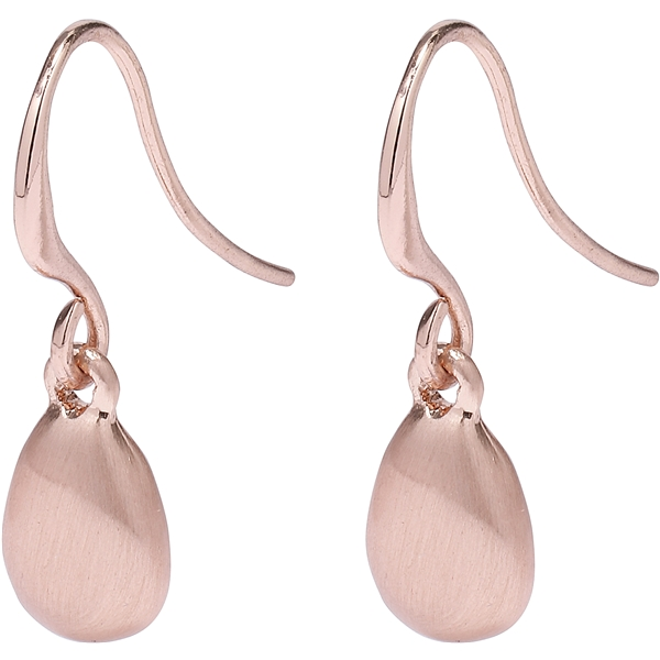 Lilian Rose Gold Earrings - Pilgrim