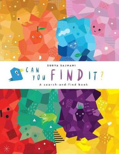 Animosaics: Can You Find It? - Surya Sajnani