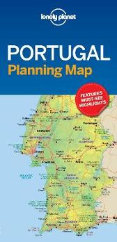 Lonely Planet Portugal Planning Map - Lonely Planet Lonely Planet
