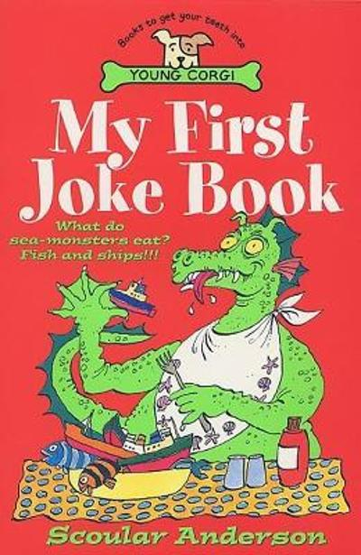 My First Joke Book - Scoular Anderson