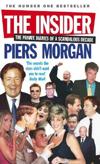 The Insider - Piers Morgan