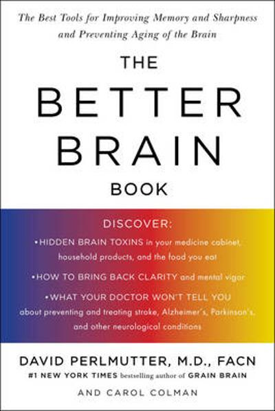 Better Brain Book - David Perlmutter