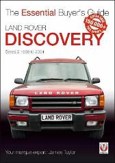 Land Rover Discovery Series II 1998 to 2004 - James Taylor