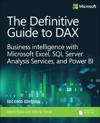 Definitive Guide to DAX, The - Marco Russo