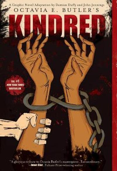 Kindred: A Graphic Novel Adaptation - E. Butler