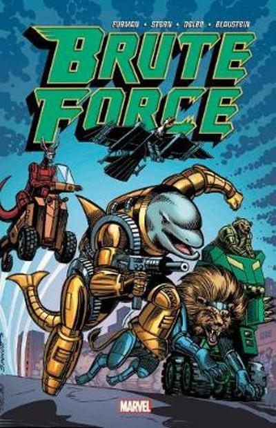 Brute Force - Simon Furman
