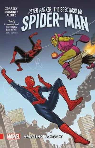 Peter Parker: The Spectacular Spider-man Vol. 3 - Amazing Fantasy - Chip Zdarsky