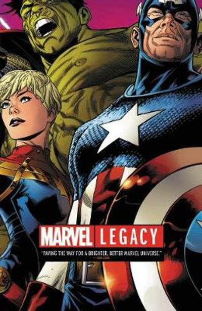 Marvel Legacy - Jason Aaron