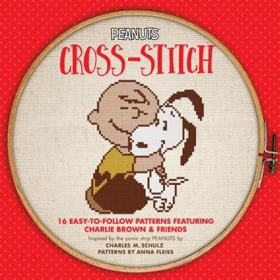 Peanuts Cross-Stitch - Anna Fleiss