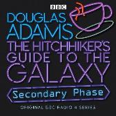 The Hitchhiker's Guide To The Galaxy - Douglas Adams Full Cast Geoffrey McGivern Mark Wing-Davey Peter Jones Simon Jones Stephen Moore Susan Sheridan