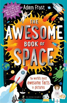 The Awesome Book of Space - Adam Frost