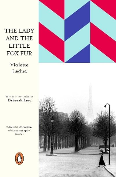 The lady and the little fox fur - Violette Leduc