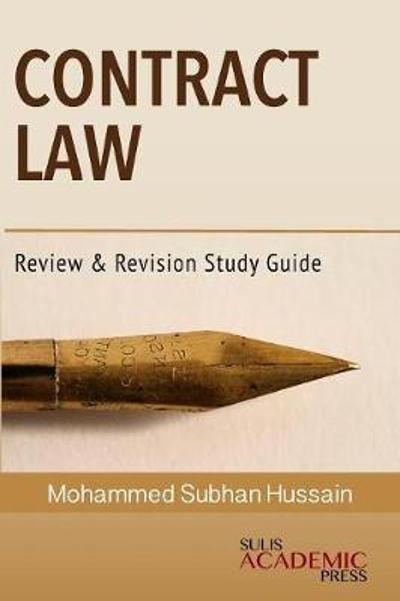 Contract Law - Mohammed Subhan Hussain
