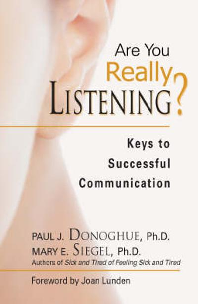Are You Really Listening? - Paul Donoghue