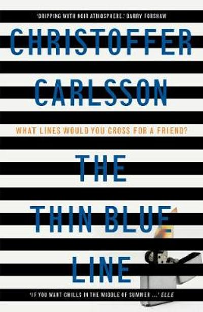 The Thin Blue Line - Christoffer Carlsson
