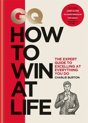 GQ How to Win at Life - Charlie Burton