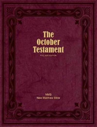 The October Testament - Ruth Magnusson Davis