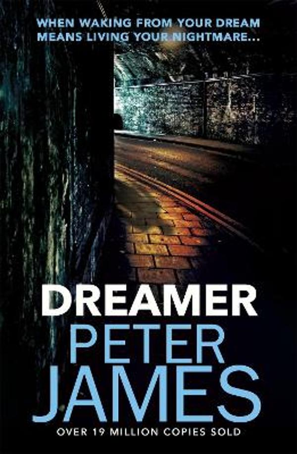 Image result for dreamer peter james""