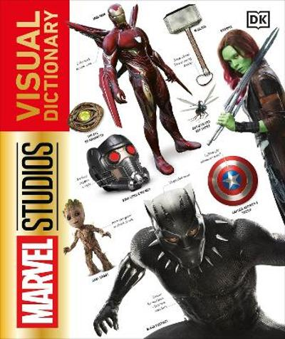 Marvel Studios Visual Dictionary - Adam Bray