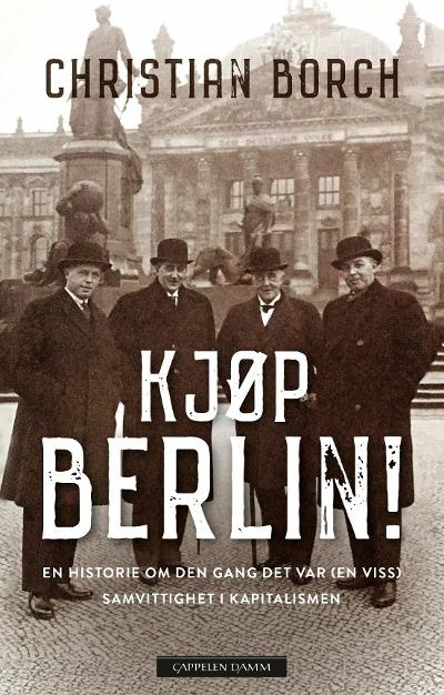 Kjøp Berlin! - Christian Borch