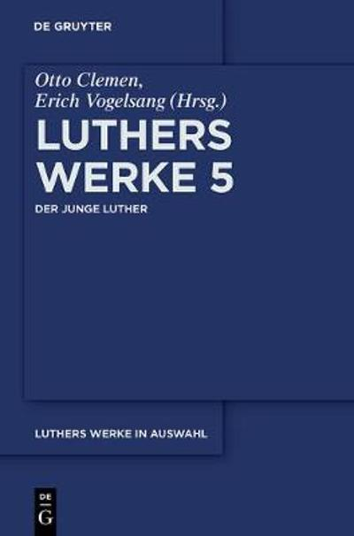 Der junge Luther - Martin Luther