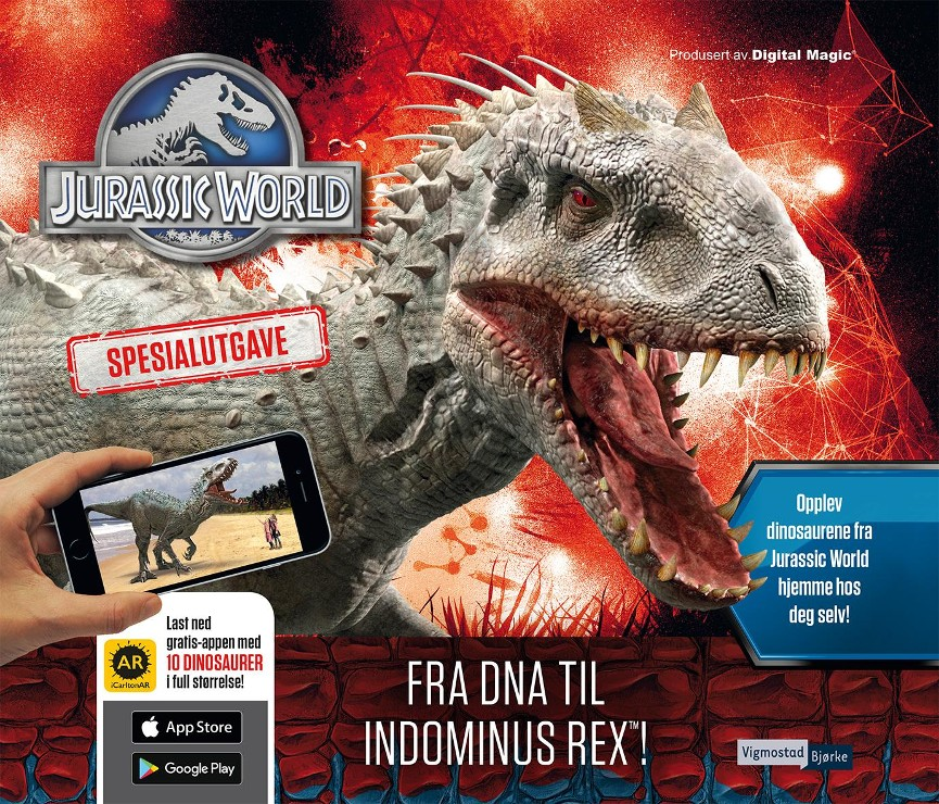 Jurassic World - Caroline Rowlands