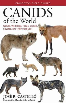 Canids of the World - Jose R. Castello