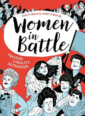Women in battle - Marta Breen