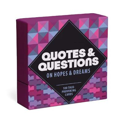 Knock Knock Quotes and Questions on Hopes and Dreams - Knock Knock