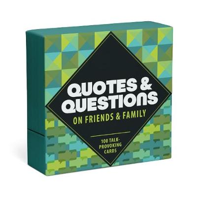 Knock Knock Quotes and Questions on Friends and Family - Knock Knock