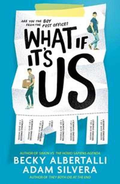 What if it's us - Becky Albertalli