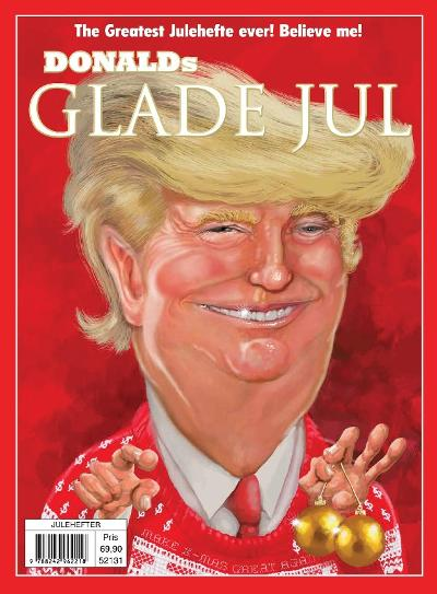Donalds glade jul - Sam Klein