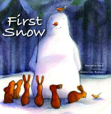 First Snow - Bernette Ford