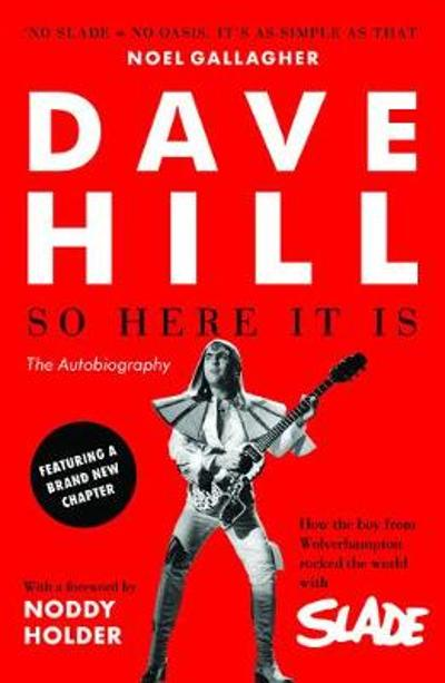 So Here It Is - Dave Hill