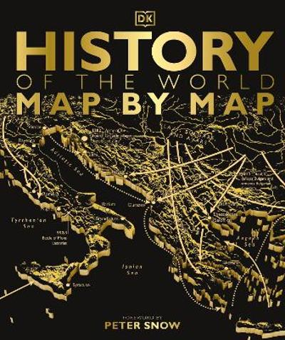 History of the World Map by Map - DK