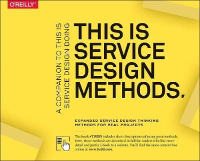 This Is Service Design Methods - Marc Stickdorn