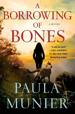 A Borrowing of Bones - Paula Munier