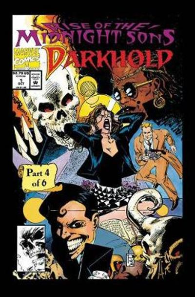 Darkhold: Pages From The Book Of Sins - The Complete Collection - Christian Cooper