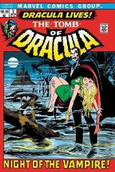 Tomb Of Dracula Omnibus Vol. 1 - Marv Wolfman Gerry Conway Archie Goodwin