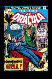Tomb Of Dracula: The Complete Collection Vol. 2 - Marv Wolfman Len Wein Chris Claremont