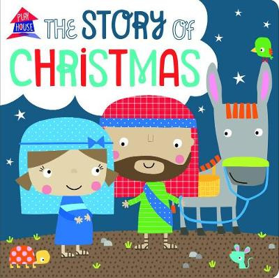 The Story of Christmas: A Fold Out Story - Make Believe Ideas