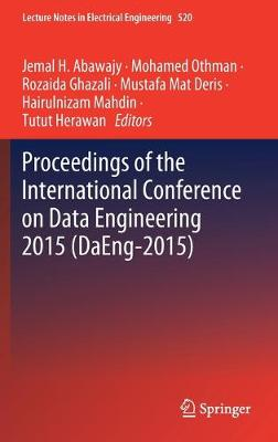 Proceedings of the International Conference on Data Engineering 2015 (DaEng-2015) - Jemal H. Abawajy