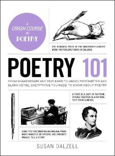 Poetry 101 - Susan Dalzell