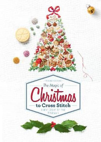 The Magic of Christmas to Cross Stitch - VA (c)ronique Enginger