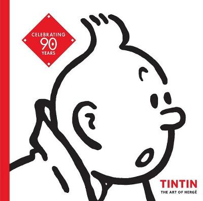 Tintin: The Art of Herge - Michel Daubert