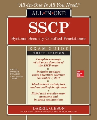 SSCP Systems Security Certified Practitioner All-in-One Exam Guide, Third Edition - Darril Gibson